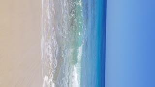 Clear Ocean Waves
