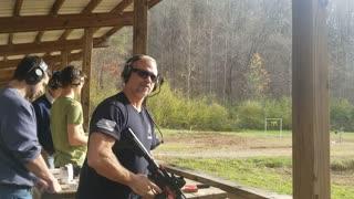 Binary trigger AR15