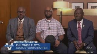 Philonise Floyd responds to verdict
