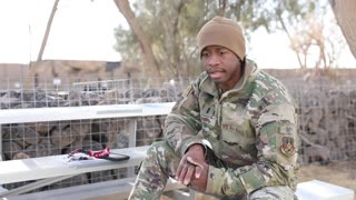 1st Lt. Timothy Smith Interview
