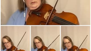If I Gained the World   Hymn for Viola in Four Parts