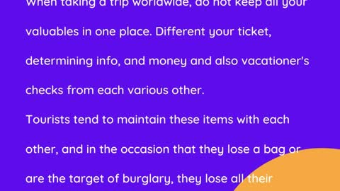 Peter Salzano - Want Top Tips about Travel
