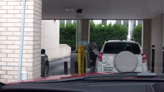 Diapered at the Drive-Thru