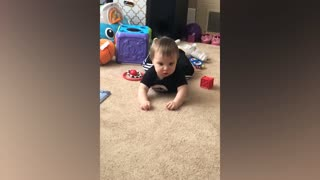 Challenge Not Laugh Funny Babies Playing Fails