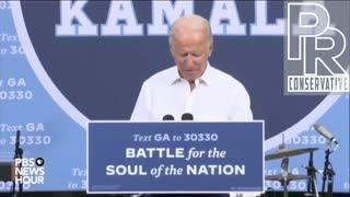 Joe Biden says he is Kamala Harris running mate