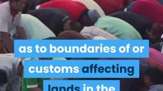 Reputation Concerning Boundaries or General History