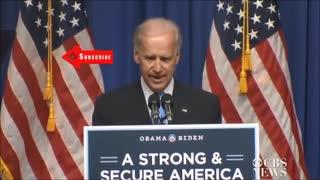 Top Joe Biden Gaffes - Totally Unfit To Be President. Part 1