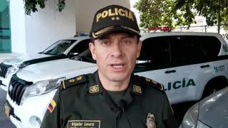 Comandante de la Policía