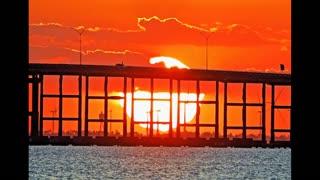 South Padre Island, Texas Sunset