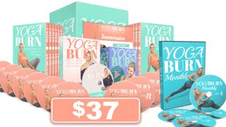 Get on Started YOGA BURN Inspiration with
