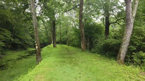 Lock 31 House Route 6 Hawley PA 18428 Pennsylvania Trail Path Walk Thru Around At (07-09-2021)