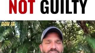 The verdict is in: not guilty