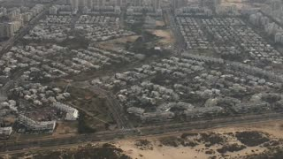 Israel from above via AVCO Nomads Air (MFO).