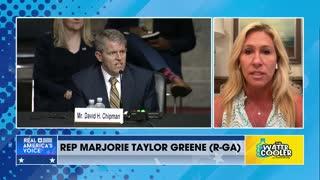 Congresswoman Marjorie Taylor Greene (R-GA) on her new legislation .