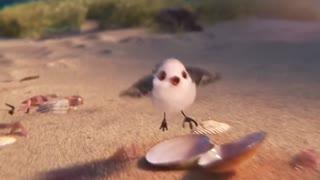 PIPER - Disney Pixar Short (Animation Teaser - Movie HD)