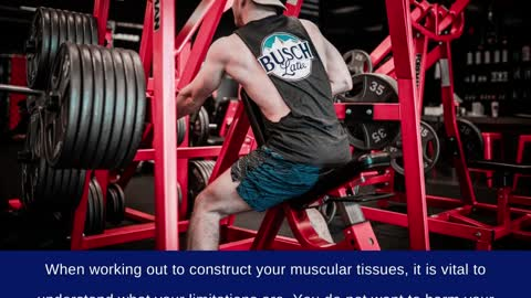 Peter J Salzano - Tips for Muscle Building