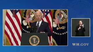 "Biden: Voter Integrity Measures ""Make Jim Crow Look Like Jim Eagle"""