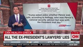 CNN's John Avlon Discusses Trump's Lawyers