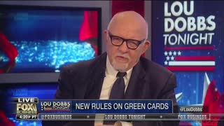 Lou Dobbs weighs in on who is advising POTUS