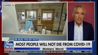 Dr. Scott Atlas on Watters World