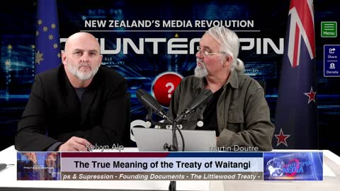 Episode 19 Part 1 - The True Meaning of the Treaty of Waitangi
