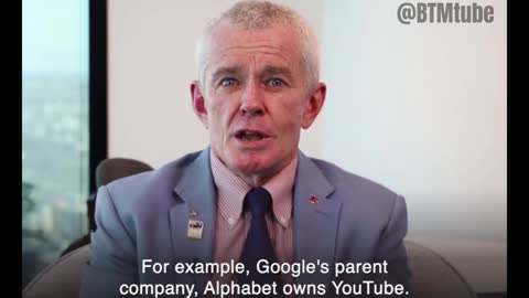 AUSTRALIAN SENATOR MALCOLM ROBERTS: THE GOVERNMENT HAS BLOOD ON ITS HANDS