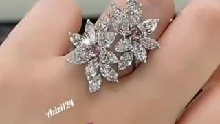 Diamond Ring Art