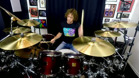 """Drum Cover, Prizoner """"Little of Everything"""""""