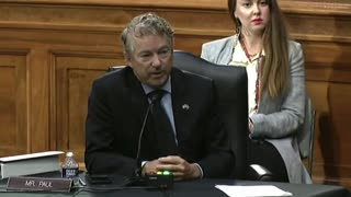You Created Hundreds Of New Terrorists: Rand Paul Grills Blinken On Afghanistan Strikes 9/14/2021