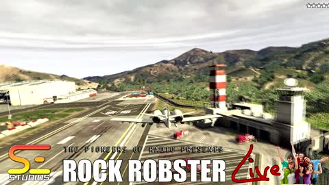 ROBSTER LIVE PODCAST - Episode #9