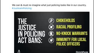 Looking Back - Democrats Push to Defund the Police