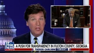 Tucker Carlson Fulton County Election
