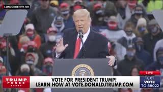 Trump Rally short clip 10