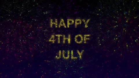 HAPPY INDEPENDENCE DAY AMERICA! From RealNewsChannel.com