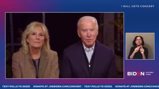 "Joe Biden Accidentally Calls Trump ""George"""