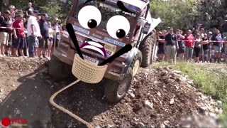 Extreme Monster Truck Off Road Crashes Fails