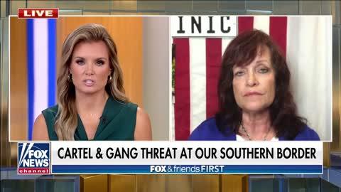 "Sabine on Fox News ""Biden's Border Nightmare"""
