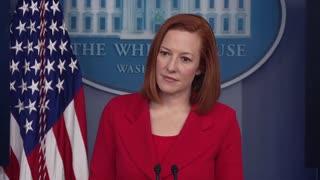 The White House Mar 2nd 2021 -- Press Secretary Jen Psaki Holds Press Briefing