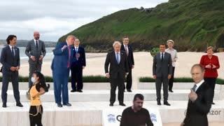 G7 Trump Dancing Meme!