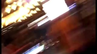 Rapper Sjors attacked during a show