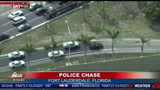 🚨Out Of Control Corvette Pursuit In... FLORIDA!
