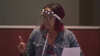 Black Mother NUKES Critical Race Theory In Front Of School Board
