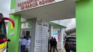 Hospital Regional García Rovira UCI