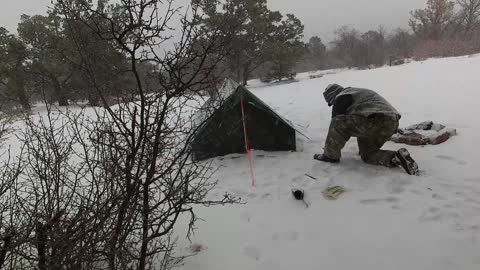 Overnight Winter Campout Feb. 2021