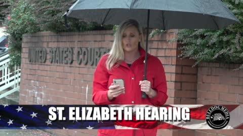 St. Elizabeth Hearing
