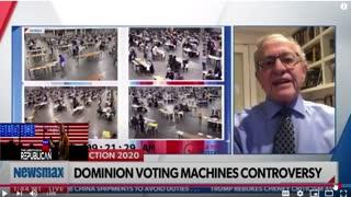 See Legal Scholar Alan Dershowitz Speak About Election Fraud