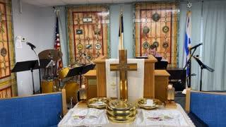 New Light Church service Sunday, October 4th, 2020