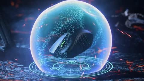 Razer Naga Pro Wireless Gaming Mouse #Gamingmouse