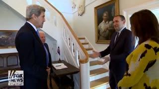 John Kerry Footage Found!