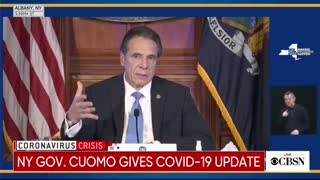 Gov. Cuomo Changes NFL Restrictions After Showing Interest in Attending Playoff Game